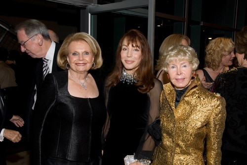Joan Jacobs, Sheri Jamieson and Audrey Geisel