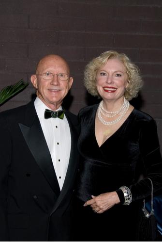 Hershall Price and Pam Slater-Price