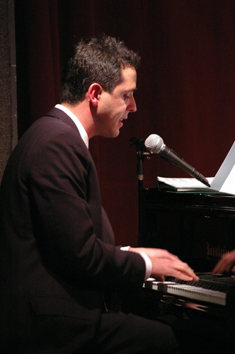 Composer/Lyricist Scott Alan