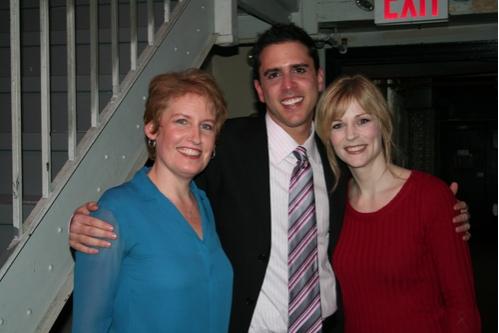 Liz Callaway, Scott Alan and Lisa