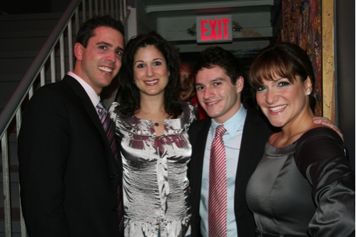 Scott Alan, Stephanie J. Block, Shoshana Bean