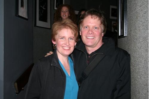 Liz Callaway and Dan Foster