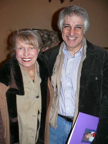 Louise Lasser and Michael Citrinini