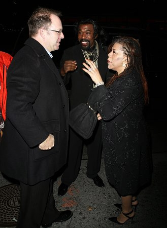 Scott Sanders, Nick Ashford and Valerie Simpson