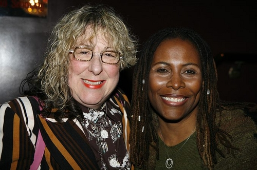 Allee Willis and Brenda Russell