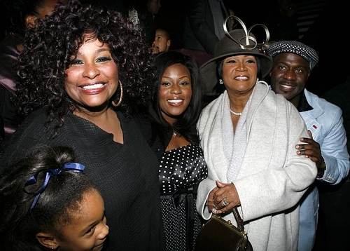 Chaka Khan, LaKisha Jones, Patti LaBelle and BeBe Winans