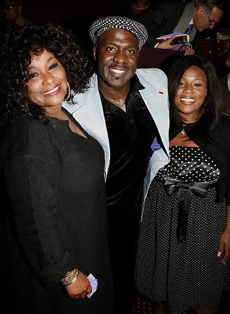 Chaka Khan, BeBe Winans and LaKisha Jones