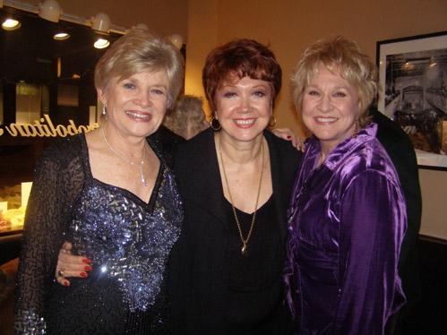 Original ladies of Company: Teri Ralston, Donna McKechnie and Pamela Myers