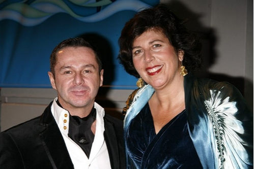 Stephen Mear and Director Francesca Zambello