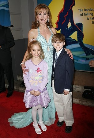 Photo Coverage: 'The Little Mermaid' Opening Night Arrivals
