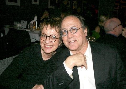 Carol Hall and husband Leonard Majzlin