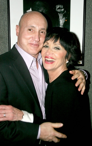 Gianni Valente and Chita Rivera