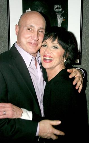 Gianni Valente and Chita Rivera