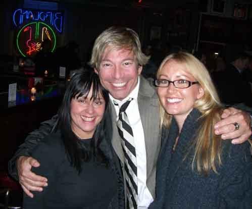 Lisa Mordente, Cortes Alexander and Casey Paul