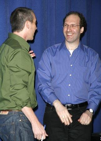 J. Phillip Bassett and Brig Berney