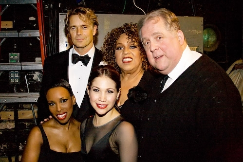 Brenda Braxton, John Schneider, Bianca Marroquin, Roz Ryan, and Rob Bartlett