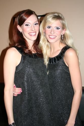 Emily Fletcher and Stephanie Gibson