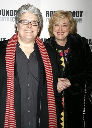 Patrick Barlow and Maria Aitkin  Photo
