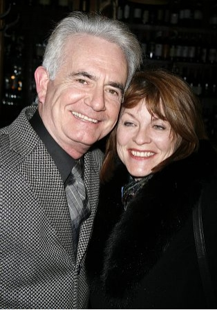 Richard Kline and wife