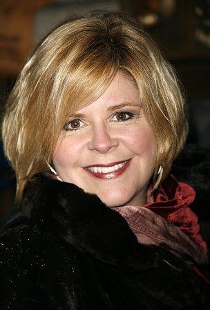 Susan Graham  at 'November' Opening Night Arrivals