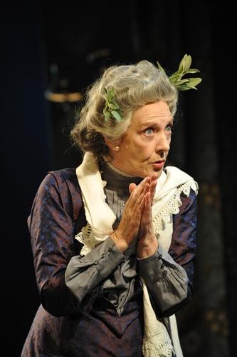 Eileen Atkins  at 'The Sea' Debuts at Haymarket