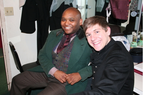 Steven C. Rich and Chris Carter