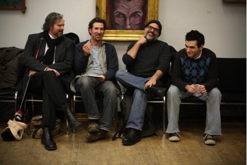 John Ellison Conlee, Jonathan Bernstein, David Yazbek, Joe Iconis