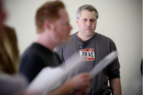 Director Peter Ellenstein