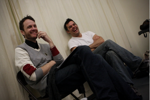 Todd Almond and Adam Bock