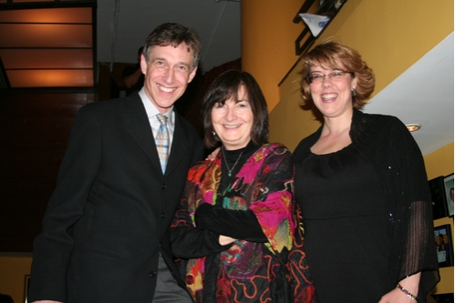 Eric H. Weinberger (Book), Lynne Taylor-Corbett (Director/Choreographer) and Photo