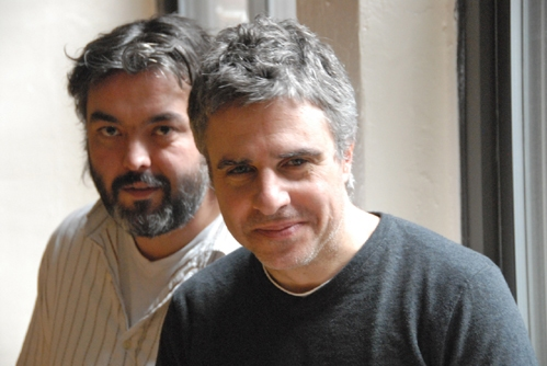 Jez Butterworth and Neil Pepe Photo