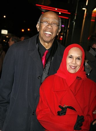 Geoffrey Holder and Carmen de Lavallade  Photo