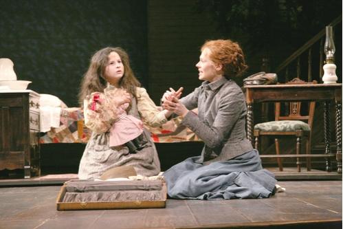 Annika Boras and Meredith Lipson