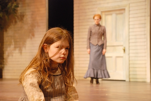 the relationship of kate and helen keller in the miracle worker