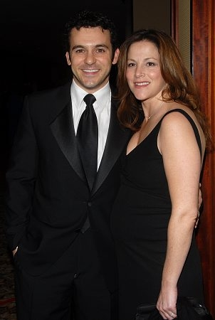 Fred Savage and Jennifer Lynn Stone