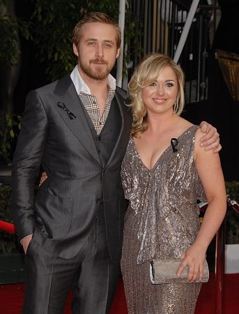 Ryan Gosling at Screen Actors Guild Awards
