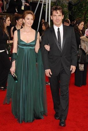 Diane Lane and Josh Brolin at Screen Actors Guild Awards