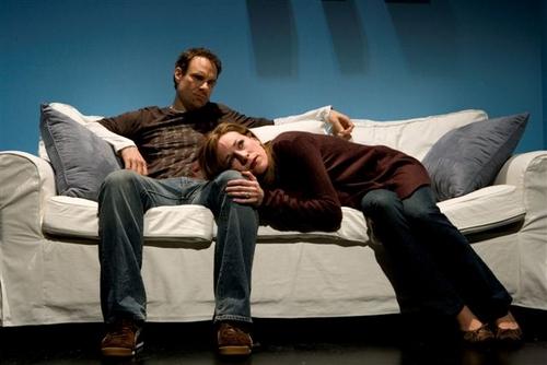 Jonathan Walker and Christa Scott-Reed