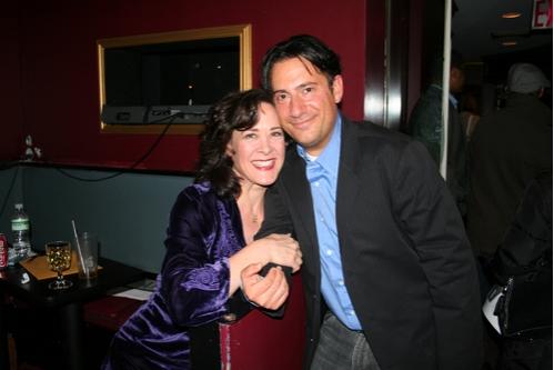 Karen Ziemba and Eugene Pack Photo