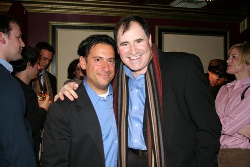 Eugene Pack and Richard Kind Photo