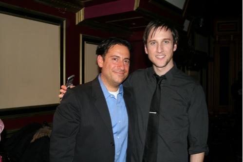 Eugene Pack and Jack Plotnick Photo