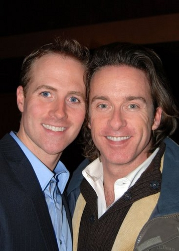 Bret Shuford and Tim Alex (Dirty Rotten Scoundrels)
