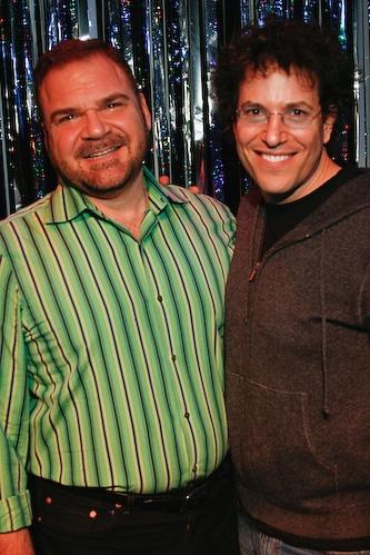 Gerard Alessandrini and Michael Mayer