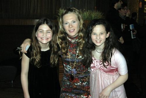 Lily Maketansky, Annika Boras, Meredith Lipson