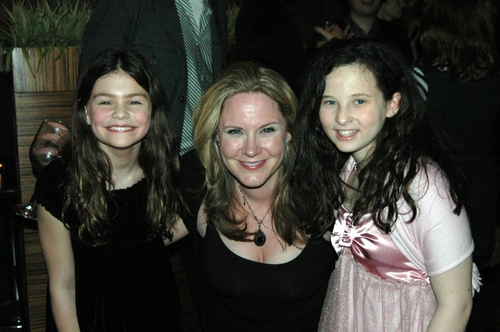 Lily Maketansky, Alison Franck (Casting Director) and Meredith Lipson