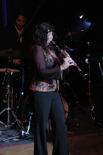Anat Cohen-Anat Cohen Quartet- Winner: Outstanding Jazz Combo at Nightlife Award Ceremony