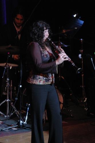 Anat Cohen-Anat Cohen Quartet- Winner: Outstanding Jazz Combo