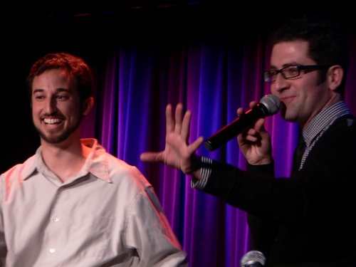 Andrew Singer and Ben Rimalower