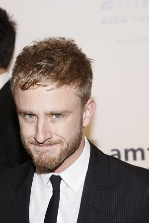 Ben Foster at amfAR 10th Annual NY Gala