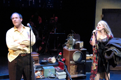 Dennis Curley and Katy Hays